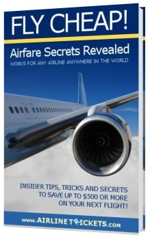 Fly Cheap! Airfare Secrets Revealed